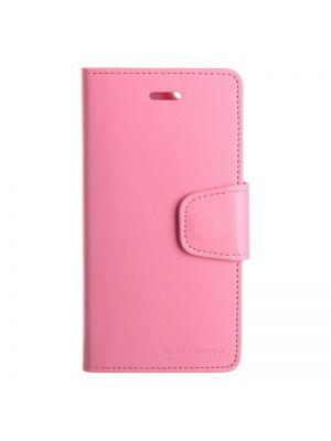 Preklopna torbica Sonata Diary za Samsung Galaxy Alpha G850 Pink