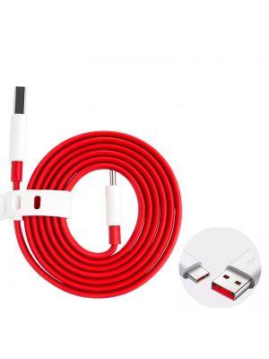 Podatkovni kabel USB Type-C fast charge | OnePlus 1m Rdeči (bulk)