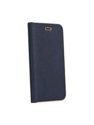 Preklopna torbica za iPhone 6/6S | Vennus Book Modra