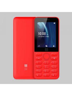 Mobilni telefon na tipke Xiaomi Qin Al Dual LTE 512 Rdeč