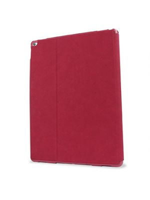 Torbica usnjena za iPad Pro 12.9 TEMNO RDEČA Elegant Series Comma