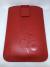 Univerzalna torbica za tablice izvlečna Rdeča 15
