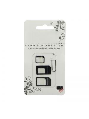 Adapter Nano Sim na Micro Sim Noosy