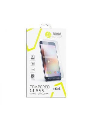 Apple iPhone X/Xs | Zaščitno steklo Ama Soft Frame Black