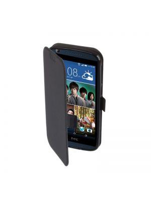 Preklopna torbica za HTC Desire 510 Črna Telone Book Pocket