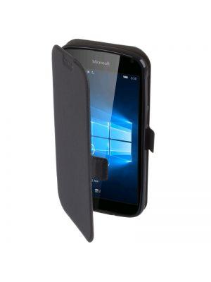 Ovitek za Nokia 630/635 Črn Telone Book Pocket Preklopni