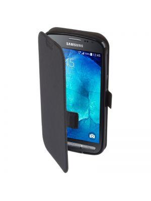 Preklopna torbica Telone Book Pocket za Samsung Galaxy S5 mini G800 Črna