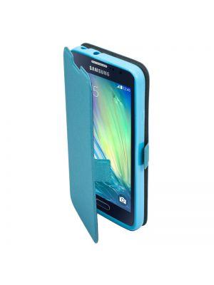 Ovitek preklopni za Samsung Galaxy J1/J100F Svetlo Modra Telone Book Pocket
