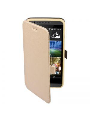 Ovitek za HTC Desire 530 Zlat Telone Book Pocket Preklopni