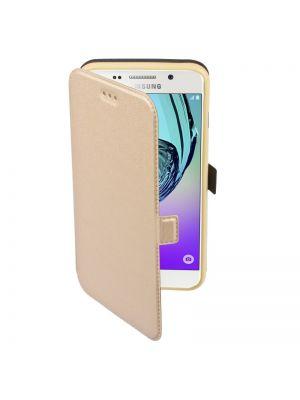 Ovitek za Samsung Galaxy J1 (2016)/ J120F Zlat Telone Book Pocket Preklopni