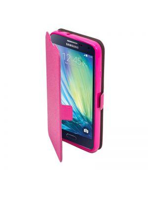 Preklopna torbica Telone Book Pocket za Samsung Galaxy J1/J100H Pink