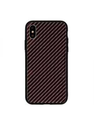 Samsung Galaxy A9 (2018) A920F | Ovitek Carbon Glass Case Dark Grey