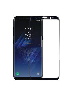 Zaščitno steklo celozaslonsko za Samsung Galaxy S7 Edge G935F  | 4smarts Second Glass Black
