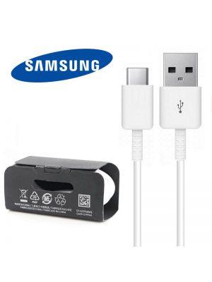 Podatkovni kabel Type-C 1m | Samsung EP-DG970BWE Bel (bulk)