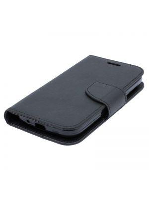 Preklopna torbica Fancy Flip za Samsung Galaxy S3 mini i8190 Črna