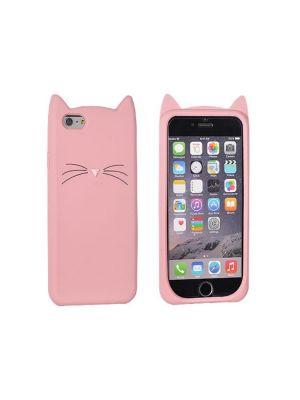 Ovitek za Huawei Y5-2/Y5 II 2016 3D Funny Case Pink Cat