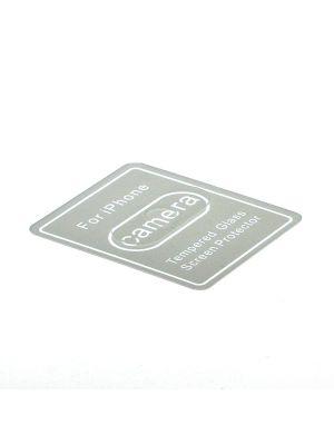 Zaščitno steklo za kamero iPhone X/Xs