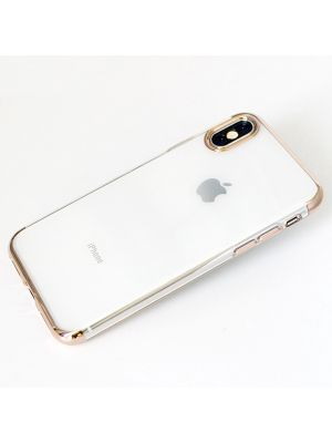 Ovitek za Apple iPhone 11 | New Electro Case Gold