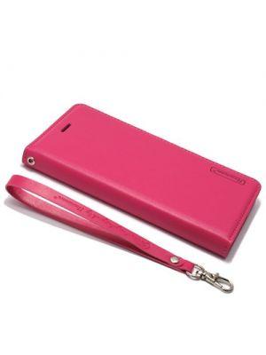 Ovitek za Sony Xperia XA1 Hanman Pink Preklopni