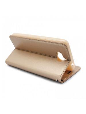 Preklopna torbica za Nokia 6 Hanman Zlata