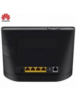 WLAN router Huawei B315s-22 Black