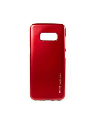 Apple iPhone 11 Pro Max | Ovitek Mercury iJelly Rdeč