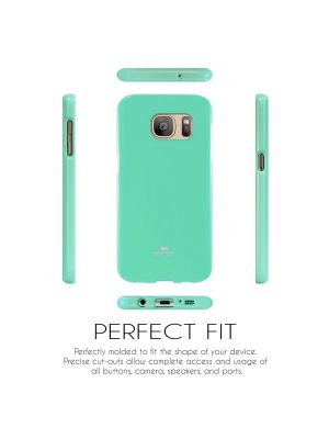 Apple iPhone 5/5S/SE MINT Jelly Case
