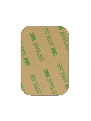 Kovinska ploščica samolepilna za magnetne nosilce 3M