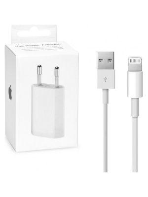 Komplet Apple polnilec + kabel MB707Z |Original Apple