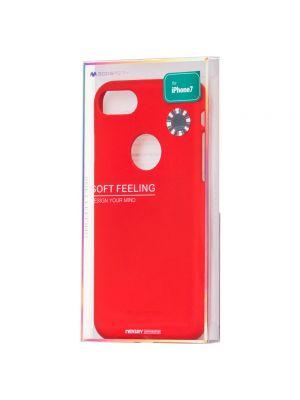Ovitek za Huawei P10 Rdeč | Mercury Soft Feeling