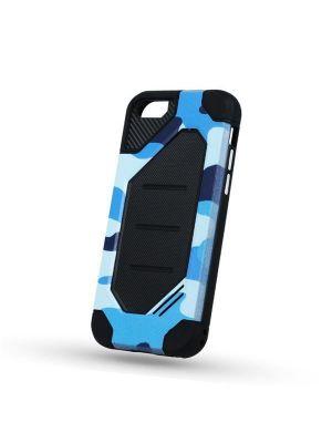 Ovitek silikonski za iPhone 7+/ 8+ | Survival Army Case Blue