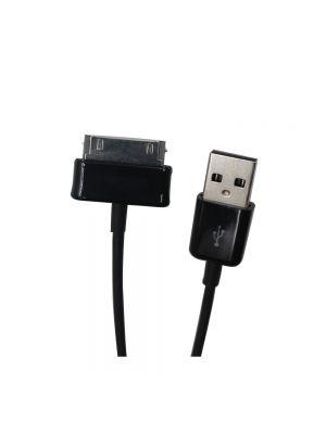 Podatkovni kabel za tablico 1m | Samsung Galaxy Tab ECC1DPOUBE Črn (bulk)