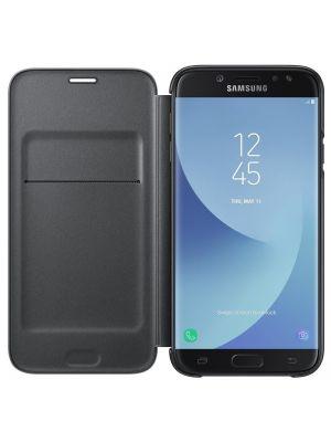 Preklopna torbica za Samsung Galaxy J7 (2017) J730F | Original Wallet Cover Črna