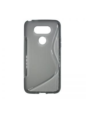 Ovitek silikonski S-line za HTC One M8 mini/One mini TEMNO PROZOREN +Class