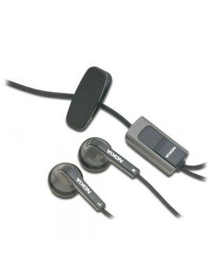 Slušalke ušesne Nokia HS-48 ČRNE