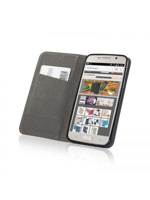 LG K41s/K51s | Ovitek Preklopni Smart Magnetic Črn
