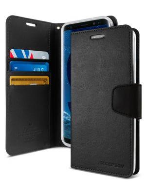 Preklopna torbica za iPhone 6/6S | Sonata Diary Črna