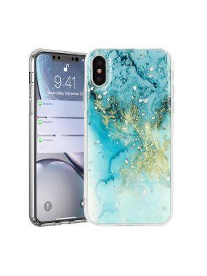 Apple iPhone Xr | Ovitek Vennus Marble Stone D10