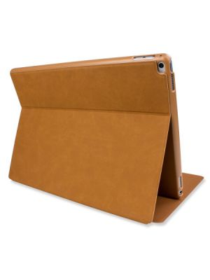 Torbica usnjena za iPad Pro RJAVA Comma